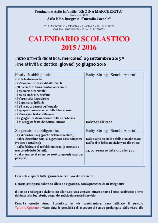 thumbnail of CALENDARIO SCOLASTICO INFANZIA 2015-2016